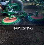 5). HARVESTING MACHINES